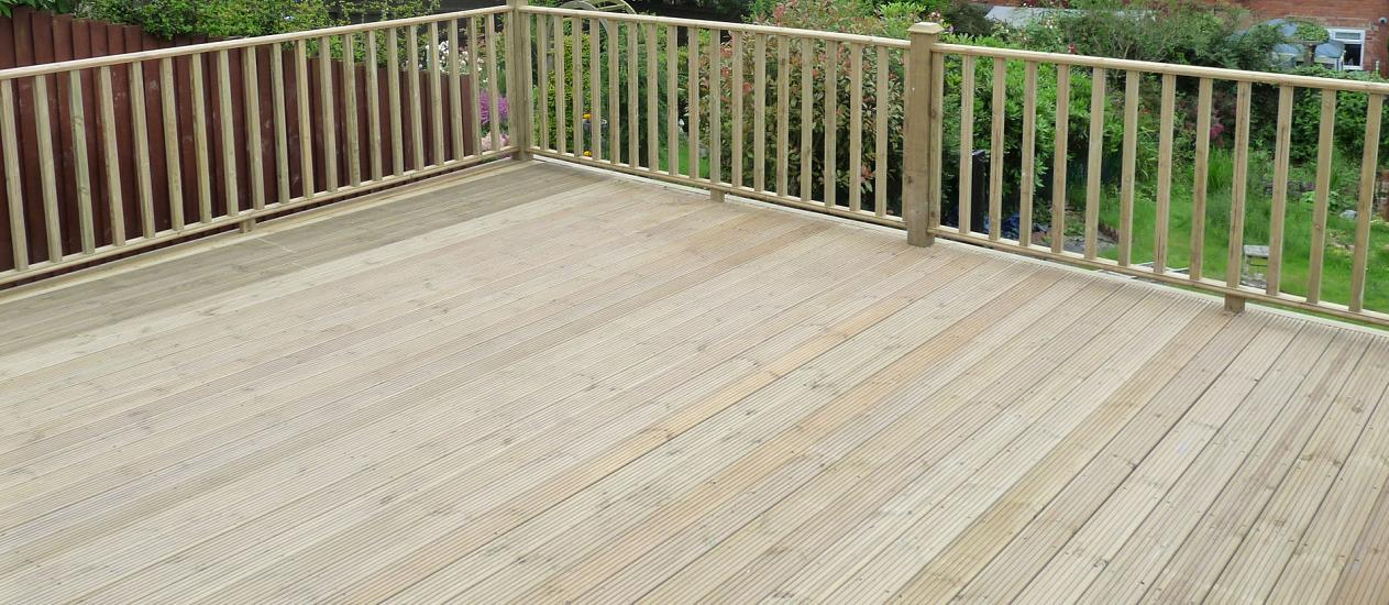 Decking and Outdoor Flooring…
